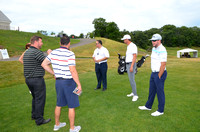 WTIC Clinic with Harris English & Robert Garrigus